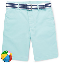 Polo Ralph Lauren Boys Ages 2 - 6 Stretch-Cotton Shorts