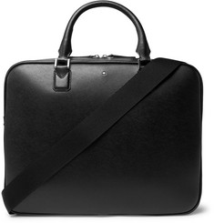 Montblanc - Sartorial Cross-Grain Leather Briefcase