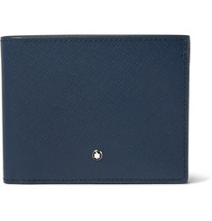 Montblanc Sartorial Cross-Grain Leather Billfold Wallet