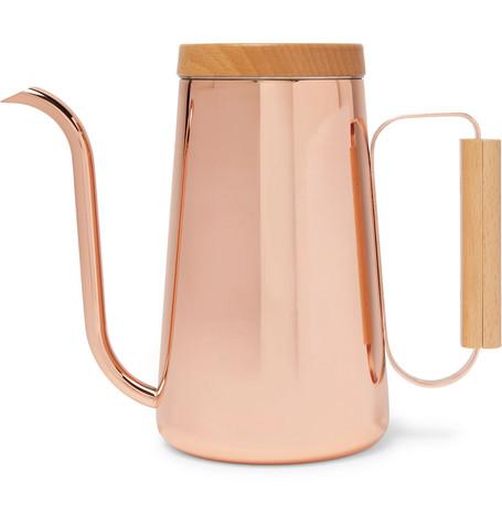 TOAST LIVING H.A.N.D Copper-Tone Kettle, 800Ml