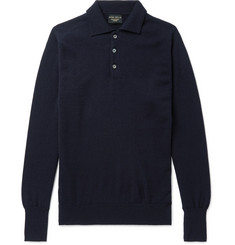 Emma Willis - Cashmere Polo Shirt
