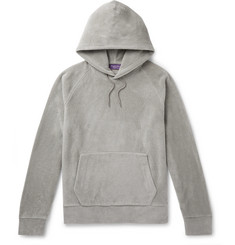 Ralph Lauren Purple Label Fleece Hoodie