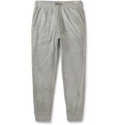 Ralph Lauren Purple Label Slim-Fit Tapered Fleece Sweatpants