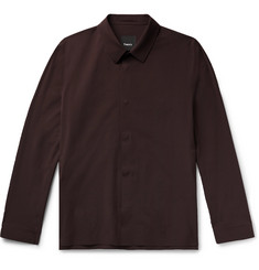 Theory - Yonny Nylon-Blend Shirt Jacket