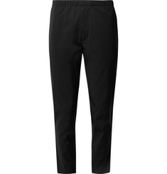 Theory Slim-Fit Stretch-Shell Trousers