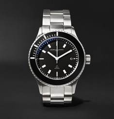 Maurice de Mauriac - L2 42mm Stainless Steel Watch