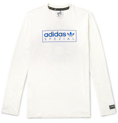 adidas Originals Spezial Printed Cotton-Jersey T-Shirt