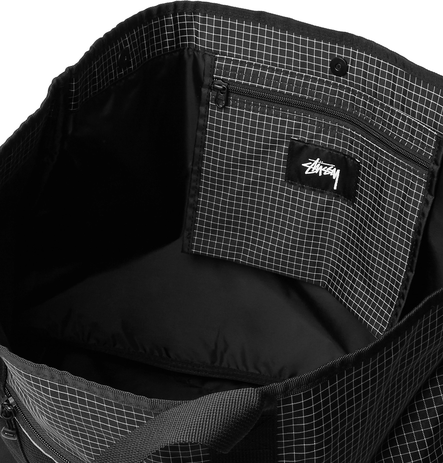 Checked Tote Ripstop Stüssy Bag Shell 7dqW41