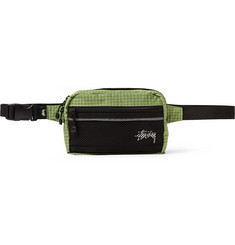 Stüssy - CORDURA and Mesh Belt Bag