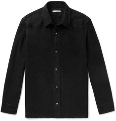 Our Legacy Cotton-Moleskin Shirt