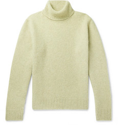 Our Legacy Shetland Wool Rollneck Sweater