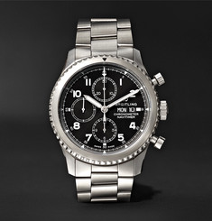 Breitling Navitimer 8 Chronograph 43mm Steel Watch