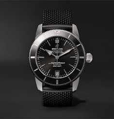 Breitling - Superocean Héritage II B20 Automatic 42mm Stainless Steel and Rubber Watch