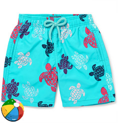 Vilebrequin - Boys Ages 2 - 8 Jim Printed Swim shorts