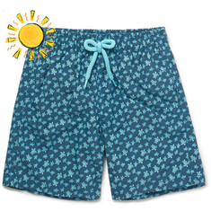 Vilebrequin Boys Ages 2 - 8 Jim Printed Shell Swim shorts