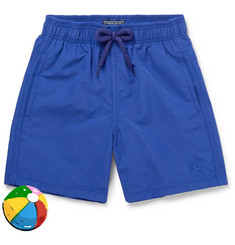 Vilebrequin Boys Ages 2 - 8 Jim Water-Reactive Shell Swim Shorts