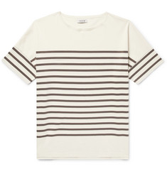 nonnative - Oversized Striped Cotton-Jersey T-Shirt