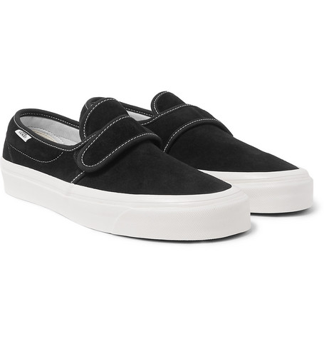 Anaheim 47 V Dx Suede Sneakers by Vans