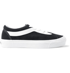 68f38a24c62c Vans Staple Bold Ni Suede and Leather Sneakers
