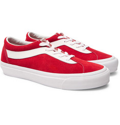 Vans - Staple Bold Ni Suede and Leather Sneakers