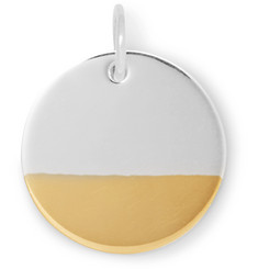 Bunney Gold-Plated Sterling Silver Pendant