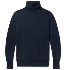 Thom Sweeney - Merino Wool Rollneck Sweater
