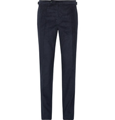 Thom Sweeney Brook Cotton-Corduroy Trousers