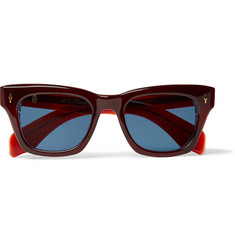 Jacques Marie Mage - Dealan Square-Frame Acetate Sunglasses