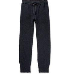 Secondskin Tapered Cashmere-Blend Sweatpants
