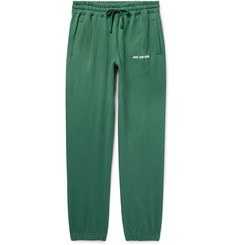 Aimé Leon Dore Tapered Loopback Cotton-Jersey Sweatpants