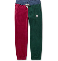 Aimé Leon Dore Colour-Block Fleece Sweatpants