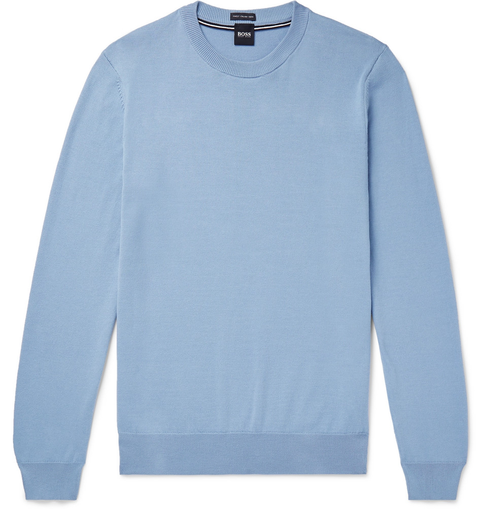Hugo Boss Cotton Sweater