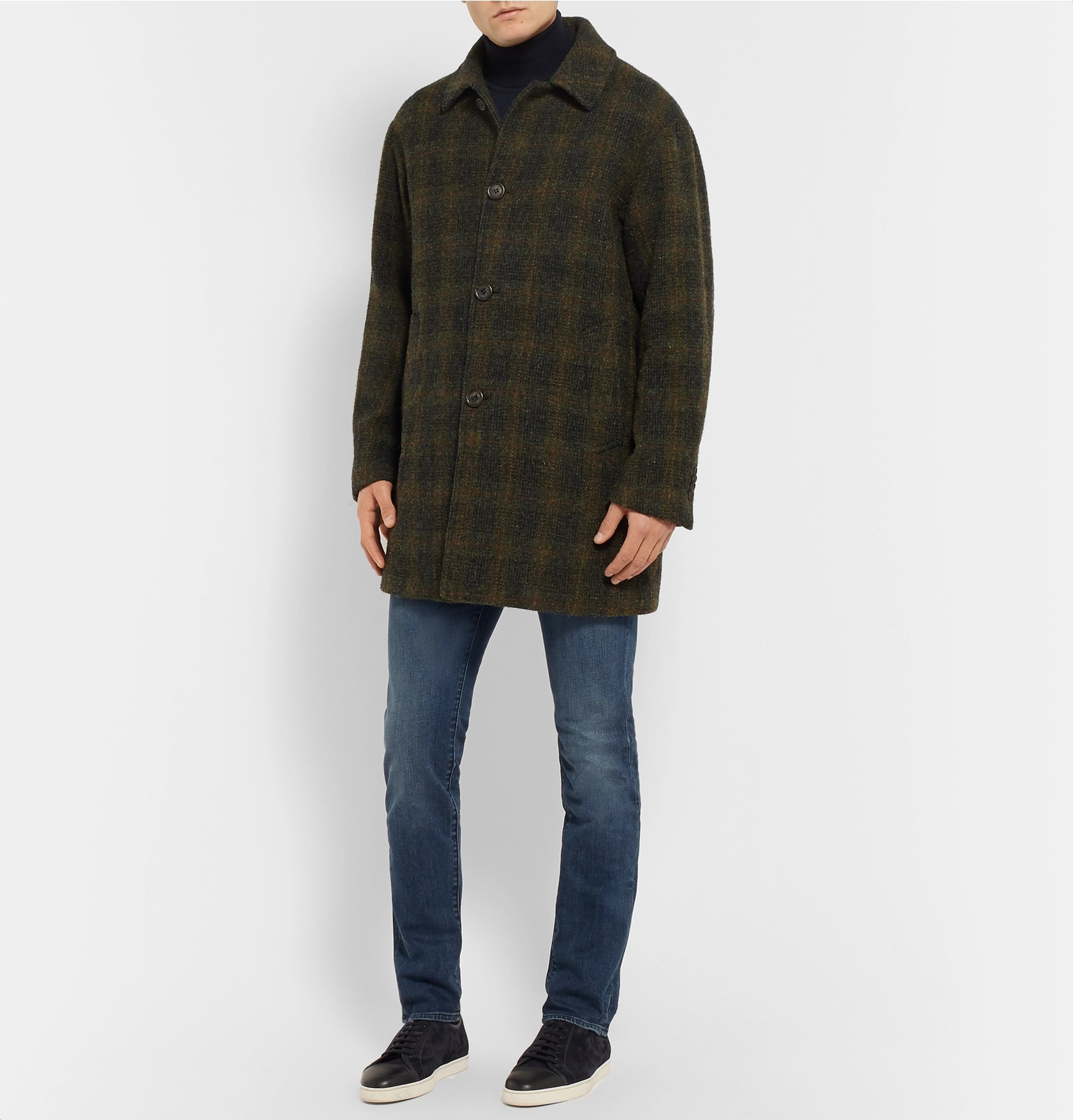 a25bbd123a1 Hugo Boss - Delaware Slim-Fit Stretch-Denim Jeans
