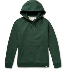 Norse Projects Ketel Fleece-Back Cotton-Jersey Hoodie