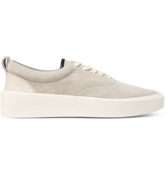 Fear of God 101 Nubuck and Leather Sneakers