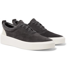 Fear of God - 101 Nubuck and Leather Sneakers