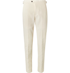 P. Johnson - Cotton-Blend Corduroy Trousers