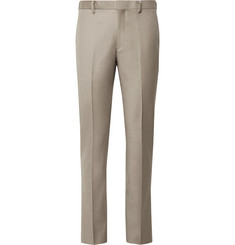 Wacko Maria Slim-Fit Wool-Twill Trousers