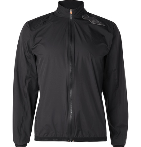 SOAR Ultra Rain 2.0 Waterproof Shell Jacket - Black