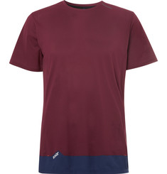 Soar Running Mesh-Panelled Jersey T-Shirt