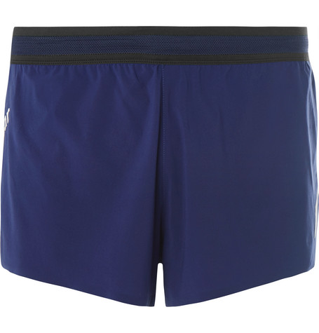 SOAR X-Line Race 2.0 Stretch-Shell Shorts - Navy