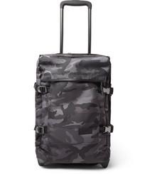 Tranverz 51cm Camouflage-print Nylon Suitcase - Gray