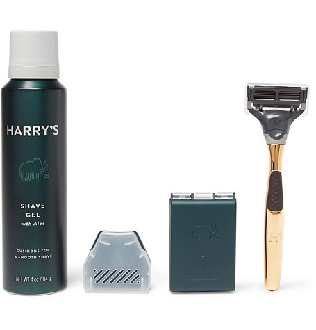 HARRY'S Shaving Set in Colorless