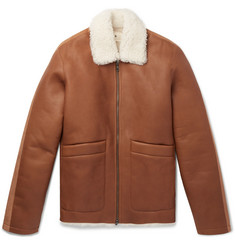 Folk Shearling Jacket