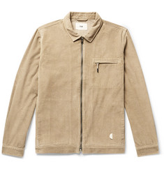 Folk Cotton-Corduroy Jacket