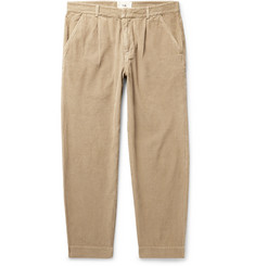 Folk Signal Cotton-Corduroy Trousers