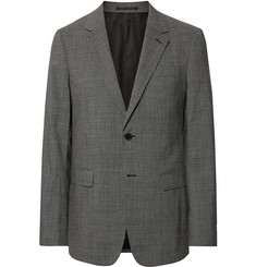 Theory - Black Chambers Slim-Fit Stretch-Wool Suit Jacket