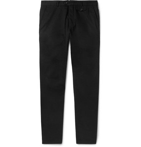 Cotton Trousers by Oliver Spencer