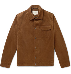 Oliver Spencer Waltham Cotton-Corduroy Blouson Jacket
