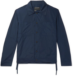 Cotton Chore Jacket - Navy